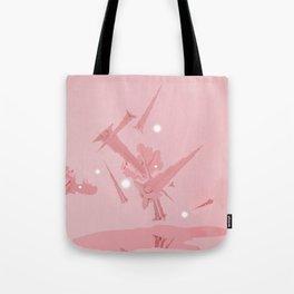 Voyage in Pink Tote Bag