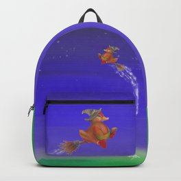 Snozzleberry Duck Witch Backpack