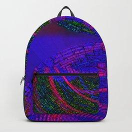 Random Kinetic Colors 57 Backpack