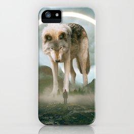 aegis | wolf iPhone Case