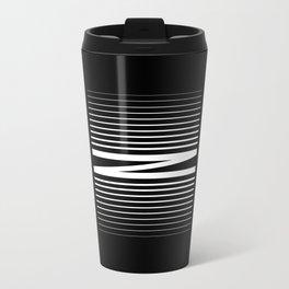 """Z"" Drop Cap Travel Mug"