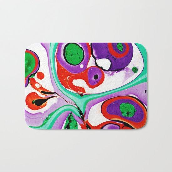 Abstract #10: Cell Dance Bath Mat