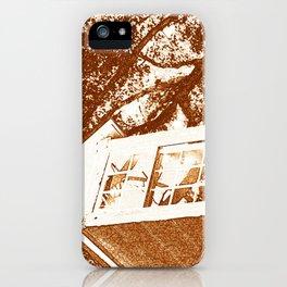 Sketching Window iPhone Case