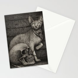 Guardian of the Underworld Stationery Cards