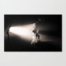 Live Music - Cut Copy Canvas Print