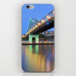 Christmas Bridge iPhone Skin