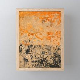 Silk Road Framed Mini Art Print