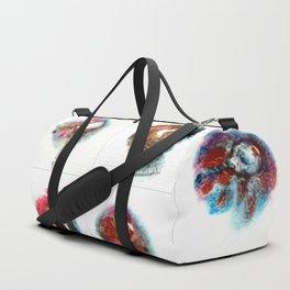 Pure Rebel's Nipple Series Duffle Bag