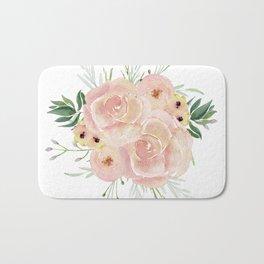 Wild Rose Bath Mat