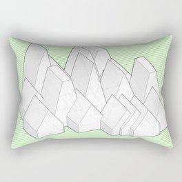 Gable Friends Rectangular Pillow