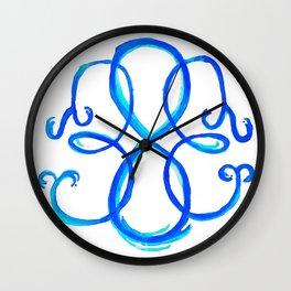 Path Of Life Wall Clock