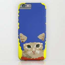 Marge Catson iPhone Case