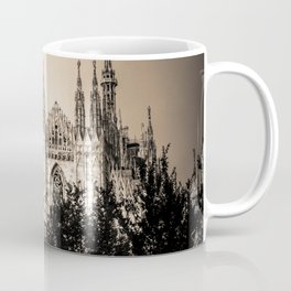 Duomo of Milan, Cathedral in the center of Milan Coffee Mug