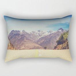 Long Mountain Road Rectangular Pillow