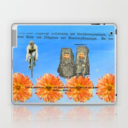 PRETTY FLOWERS Laptop & iPad Skin