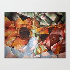 Cubism Canvas Print