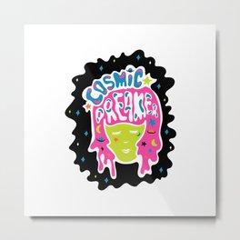 Cosmic Dreamer Metal Print