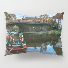 Hungerford Wharf Pillow Sham