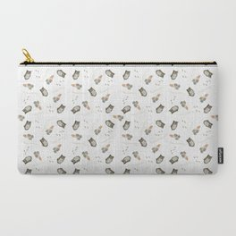 Harry the Owl Pattern Carry-All Pouch