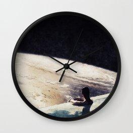 edge of uncertainty Wall Clock