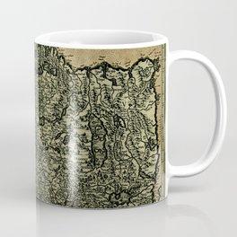 Vintage Map Of Ireland 1771 Coffee Mug