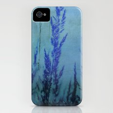 blue Slim Case iPhone (4, 4s)