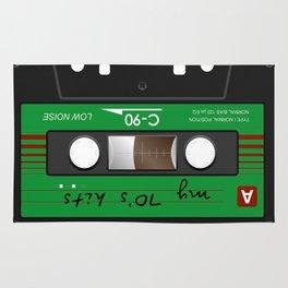 Audio K7 Rug