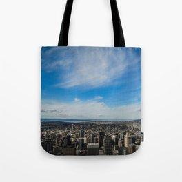 Hey, Seattle! Tote Bag