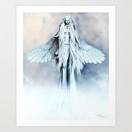 The Messenger Art Print