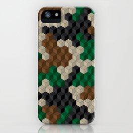 CUBOUFLAGE iPhone Case