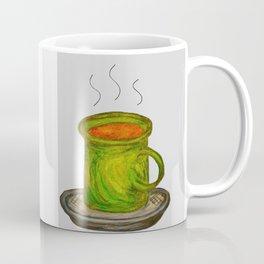 Green mug Coffee Mug