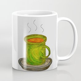 Green mug Coffee Mug