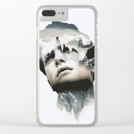 INNER STRENGTH 2 Clear iPhone Case