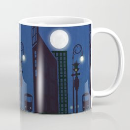 Last Stop For The Night Bus Coffee Mug