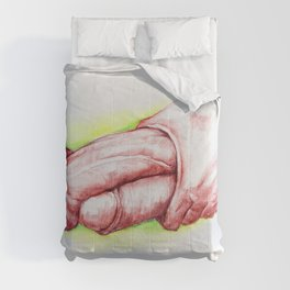 Together / Juntos Comforters