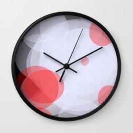 Foco Wall Clock