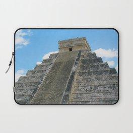 Chichen Itza Pyrmid Laptop Sleeve