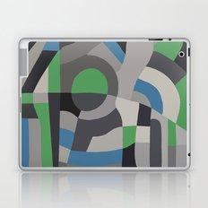 Hacienda Green Laptop & iPad Skin