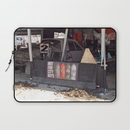 City Boys Not Allowed Laptop Sleeve