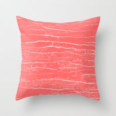 Stone lobster Throw Pillow