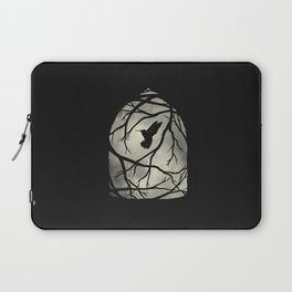 my heart; my home; my cage Laptop Sleeve