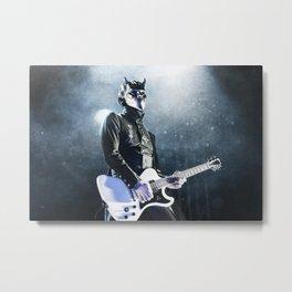 Ghost - Nameless Ghoul Metal Print