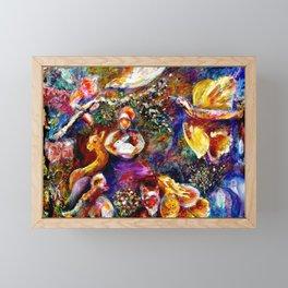 Fearless Compassion Framed Mini Art Print