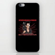 The Paranormal Exterminator iPhone & iPod Skin