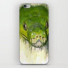 Python Art iPhone & iPod Skin