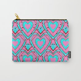 Mad For You Carry-All Pouch
