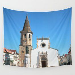 Tomar, Portugal (RR 189) Analog 6x6 odak Ektar 100 Wall Tapestry