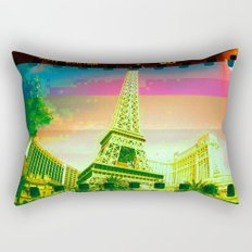Las Vegas | Project L0̷SS   Rectangular Pillow