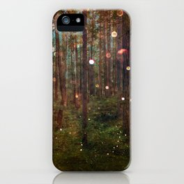 Midsummer Night's Dream iPhone Case