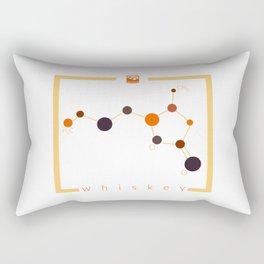 Science of Whiskey Rectangular Pillow